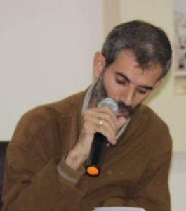 الكاتب فراس حج محمّد/ فلسطين